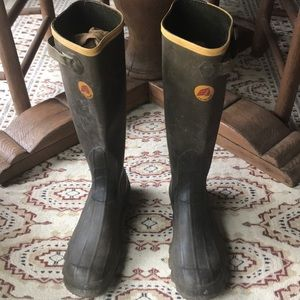 LaCrosse rubber boots